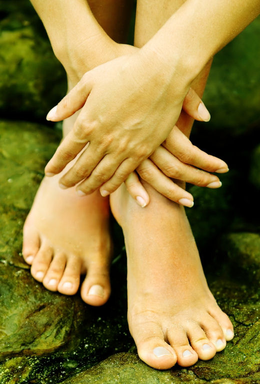 Benefits of Reflexology treatment