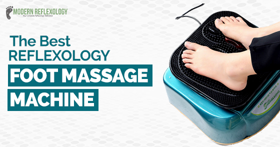 The Best Reflexology Foot Massage Machine Top 5