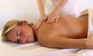 relaxation with reflex zone therapy