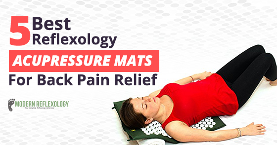 5 Best Reflexology Acupressure Mats for Back Pain Relief ...