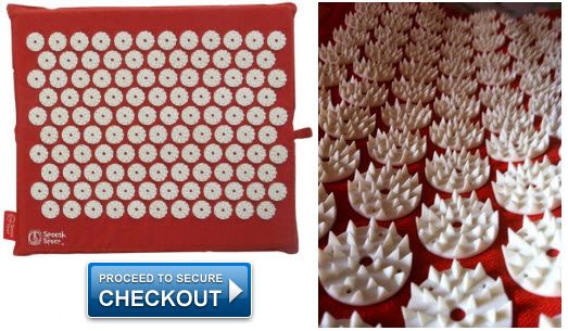 Spoonk Acupressure Massage Mat