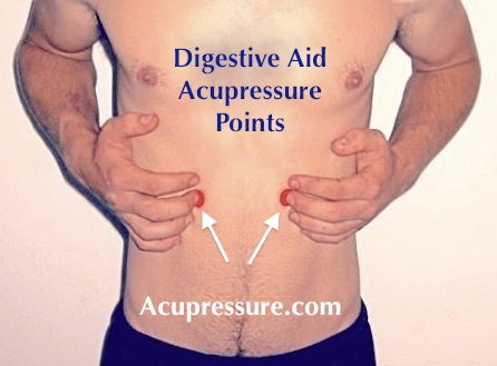 Abdominal Sorrow Point