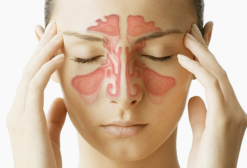 Curing Nasal Congestion with Acupressure Points