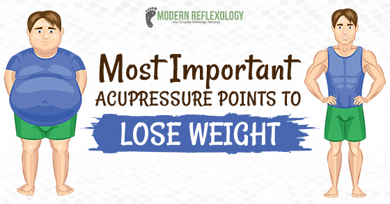 Most Important Acupressure Points To Lose Weight Best