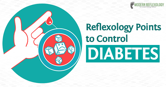 Reflexology Points To Control Diabetes Natural