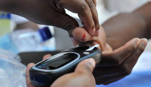 Reflexology Points to Control Diabetes