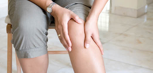 Reflexology Treatment for Knee Pain