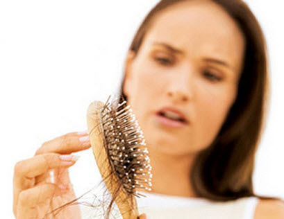 Reflexology for Reducing Hair Fall