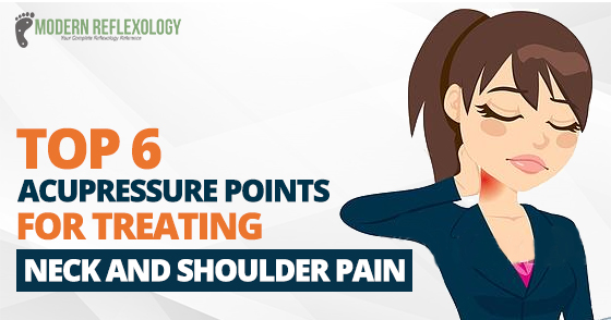 6 Best Acupressure Points To Get Relief From Neck Pains