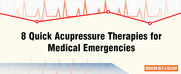 8 Quick Acupressure Therapies for Medical Emergencies