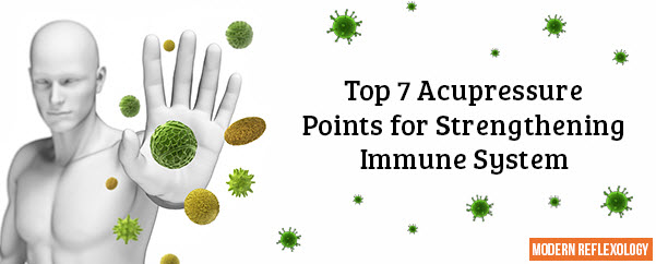 7 Best Acupressure Points to Enhance your Immunity
