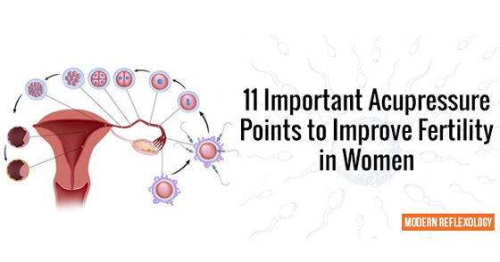 11 Effective Acupunture Points For Infertility In Women