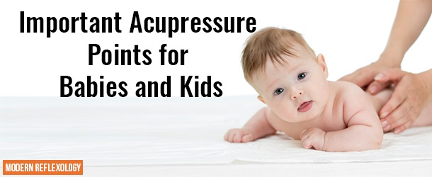 Baby Acupressure Points