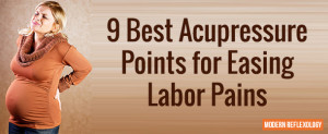 Acupressure Points for Easing Labor Pains