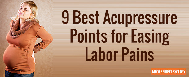 9 Effective Acupressure Points to Induce Labor and Delivery