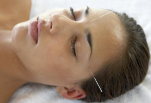 Face Acupressure Therapy