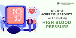 Acupressure Points for Controlling High Blood Pressure