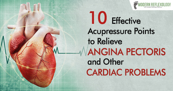 10 Healing Pressure Points To Treat Cardiovascular Disorders