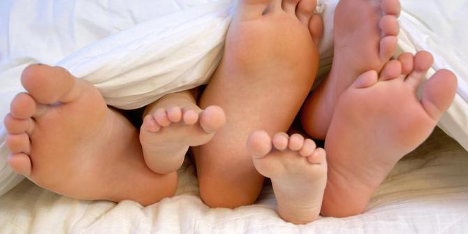 Reflexology for all ages