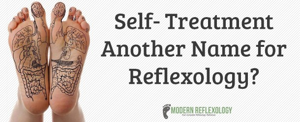 Self- Treatment Another Name for Reflexology