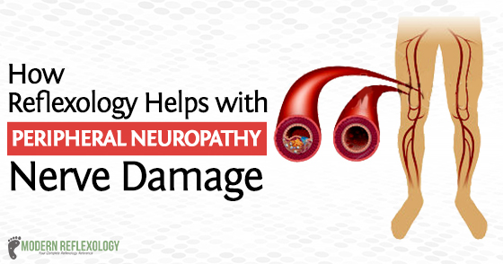 Peripheral Neuropathy Treatment via Reflexology for Hands and Feet