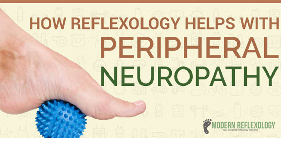 Peripheral Neuropathy Treatment Via Reflexology For Hands