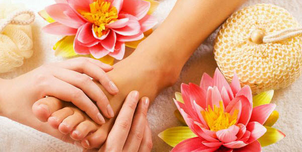 Reflexology and Reiki