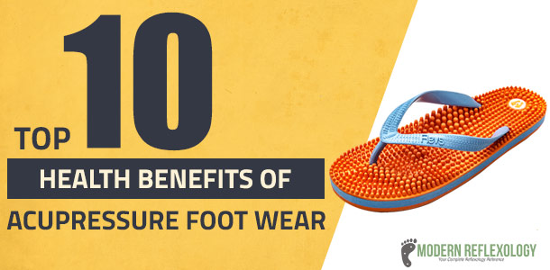 reputable site exclusive range reliable quality Acupressure Foot Wear and its Numerous Benefits