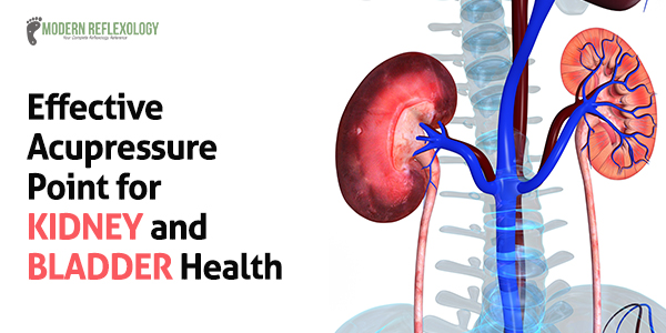 5 Effective Acupressure Points for Kidney and Bladder Health
