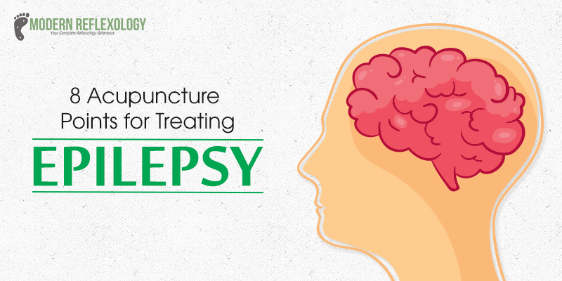 Acupuncture points for epilepsy