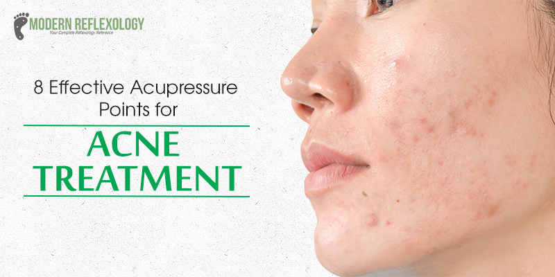 8 Best Acupressure Points To Get Rid Of Acne And Pimples At Home