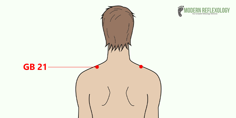 Shoulder well point